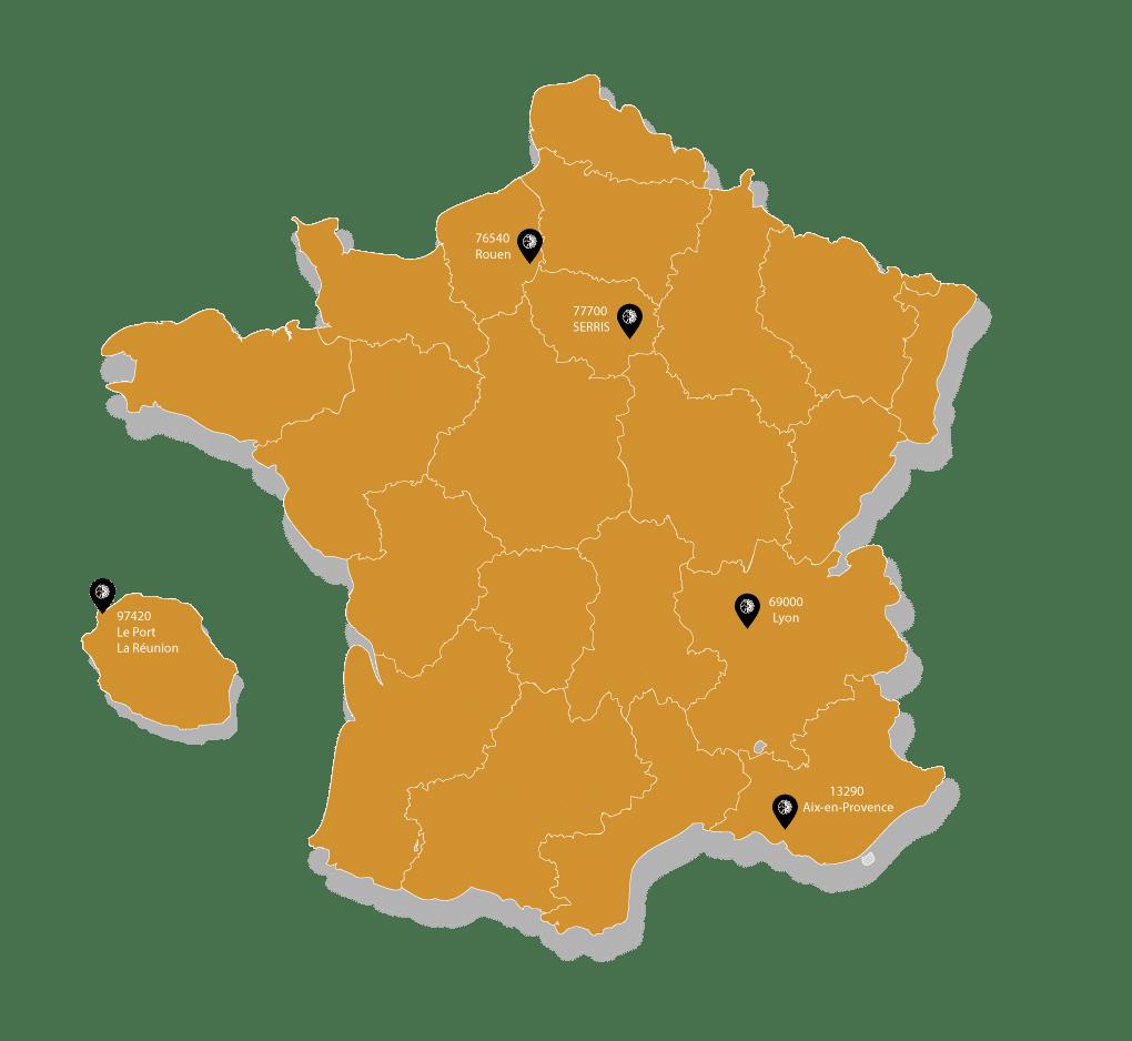 map France Hooke